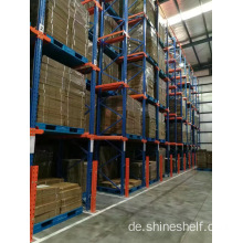 Fahren Sie in Racking Cold Warehouse Storage System